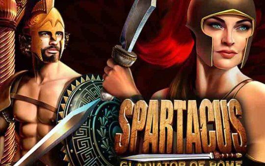 """Spartacus Gladiator of Rome"" สล็อตน่าเล่นจาก WMS เป็นเกมที่ยอดเยี่ยม"