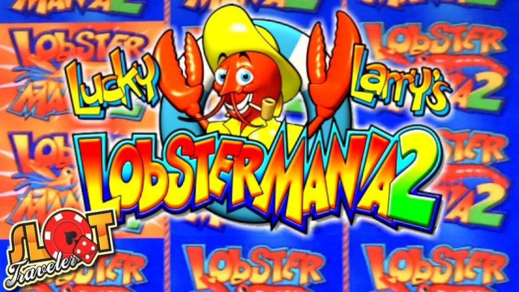 Lucky Larry Lobstermania 2