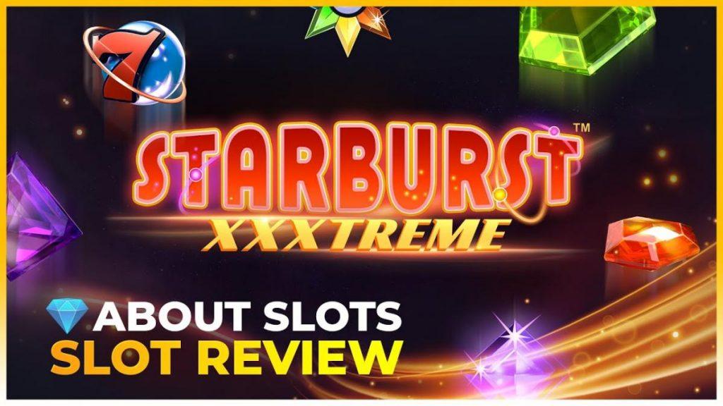 สล็อต Starburst XXXtreme